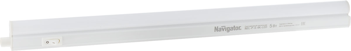 Светильник встраиваемый Navigator NEL-P-5-4K-LED, светодиодный, 5 Вт