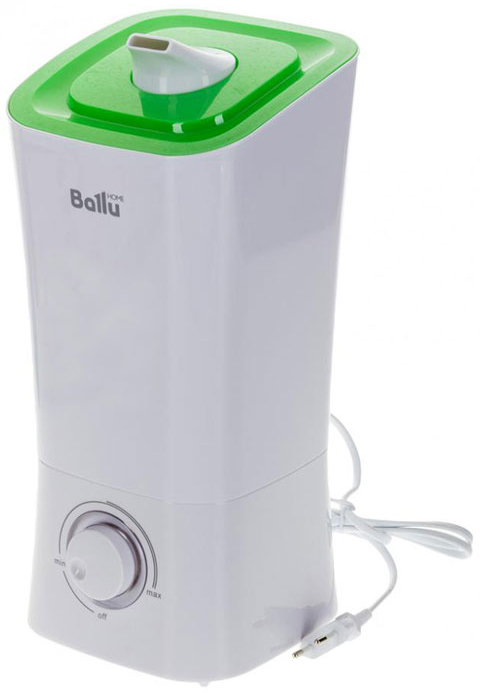 Ballu UHB-200 ультразвуковой увлажнитель воздуха увлажнитель воздуха что можно добавлять в воду