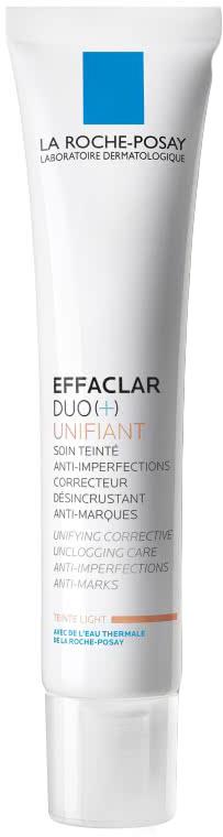 La Roche-Posay Effaclar Duo+Тонирующий Светлый 40 мл effaclar duo soin anti imperfections correcteur et desincrustant