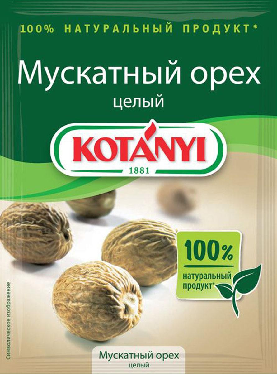 Kotanyi Мускатный орех целый, 9 г цена