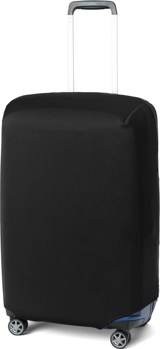 Чехол для чемодана Ratel, цвет: черный. Размер L (высота чемодана: 75-80 см) цена