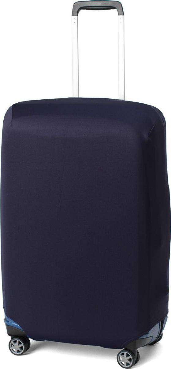 Чехол для чемодана Ratel, цвет: темно-синий. Размер L (высота чемодана: 75-80 см) цена