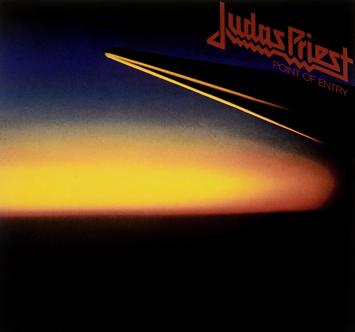 Judas Priest Priest. Point Of Entry (LP)