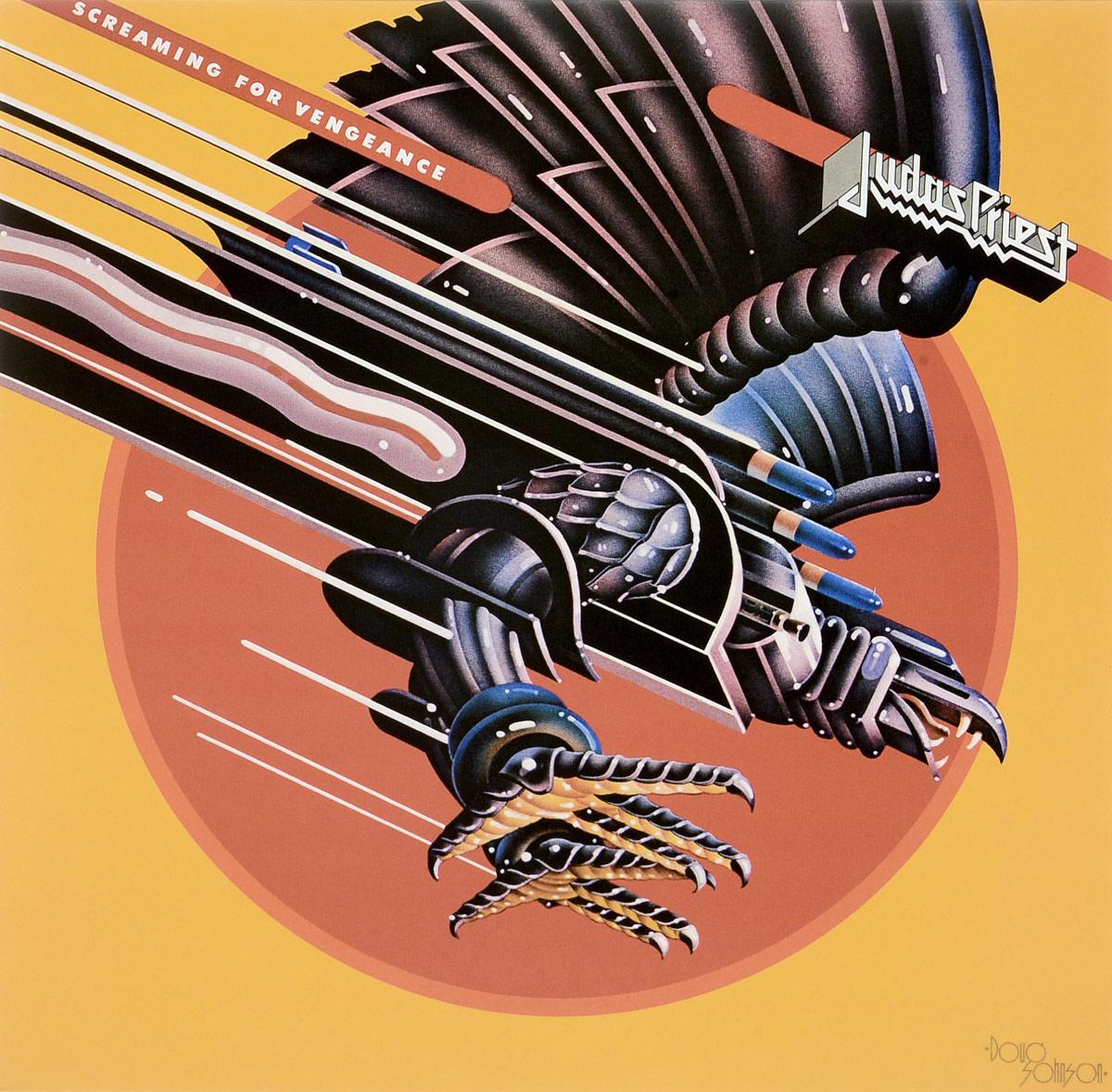 Judas Priest Judas Priest. Screaming For Vengeance (LP) judas priest battle cry