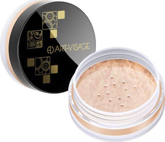 Art-Visage Рассыпчатая пудра Soft focus loose powder, тон 01, 6,5 г058998Для всех типов кожи. 2в1: маскирует и выравнивает для безупречного естественного макияжа. Идеально ложится даже без тональной основы. OIL-FREE-формула: не содержит жиров, не закупоривает поры. Витамин Е для сохранения молодости кожи; светоотражающие частицы визуально выравнивают поверхность кожи; уникальное сочетание увлажняющих и абсорбирующих ингредиентов для создания безупречного макияжа; UV-фильтры защищают кожу от вредного воздействия солнечных лучей. Легкая, невесомая текстура равномерно сливается с кожей.