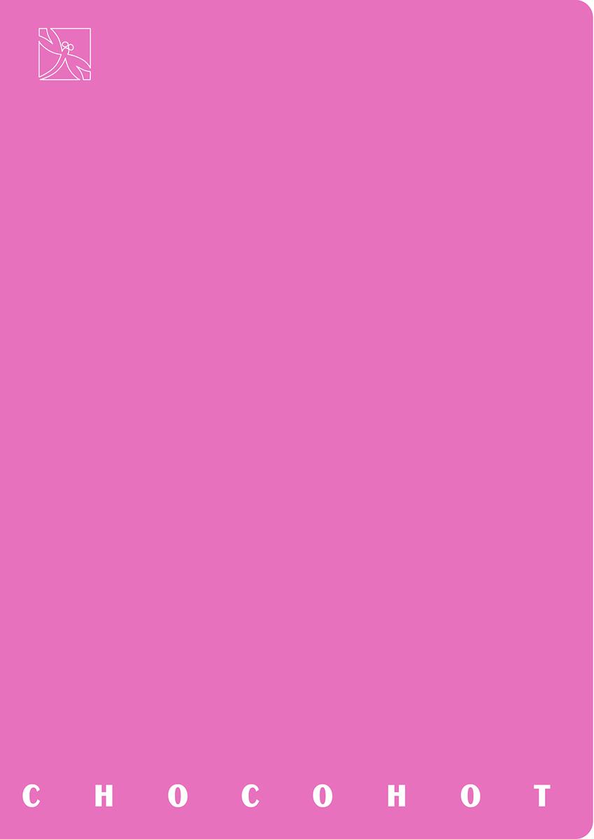 Стрекоза Блокнот Chocohot 40 листов цвет розовый стоимость