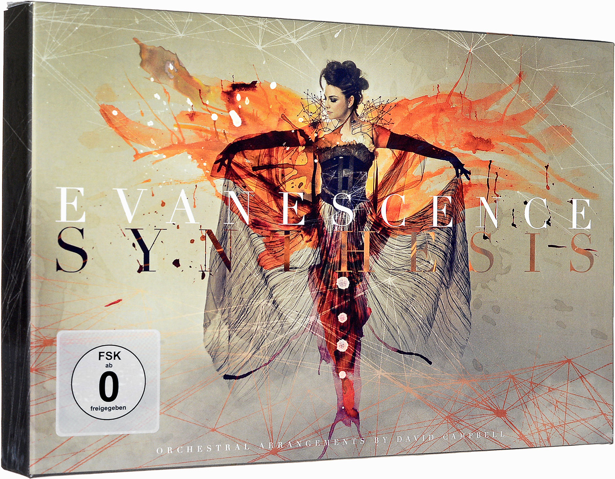 Evanescence Evanescence. Synthesis. Limited Deluxe evanescence evanescence synthesis cd dvd