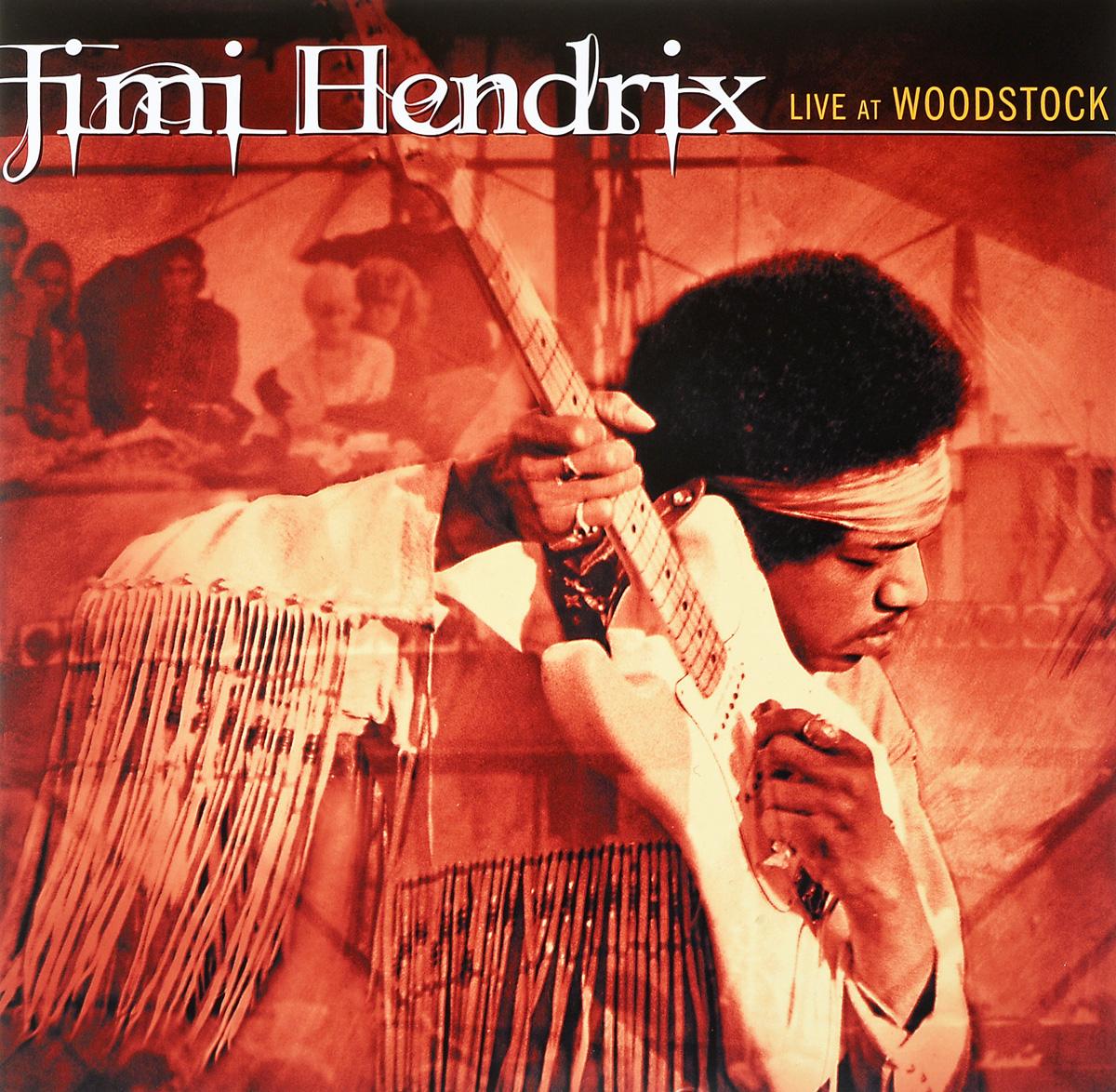 Джими Хендрикс Jimi Hendrix. Live At Woodstock (3 LP) jimi hendrix jimi hendrix live at woodstock 3 lp 180 gr