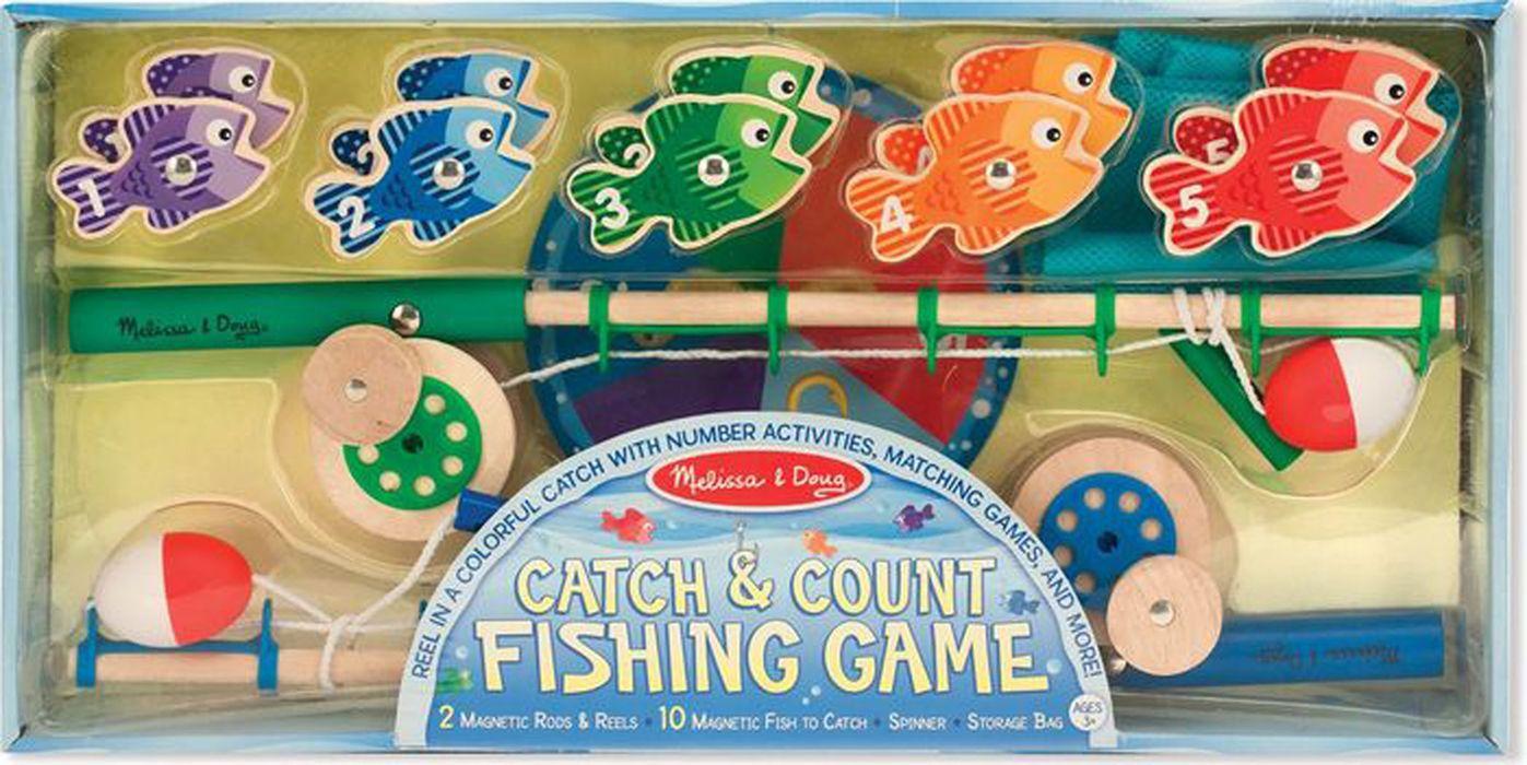 Melissa & Doug Обучающая игра Рыбалка doug moy h living trusts