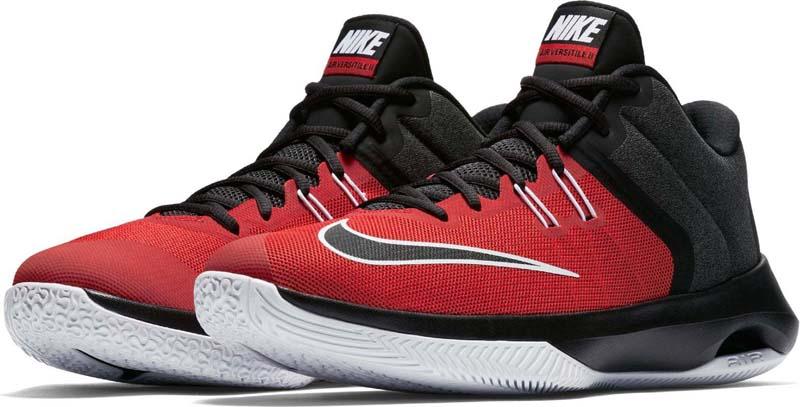 7bc68946 Кроссовки Nike Air Versitile II Basketball Shoe — купить в  интернет-магазине OZON с быстрой доставкой