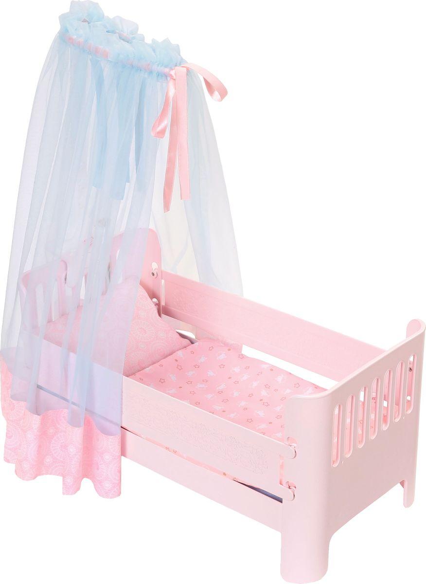 Baby Annabell Кроватка Спокойной ночи игрушка baby annabell кроватка спокойной ночи кор
