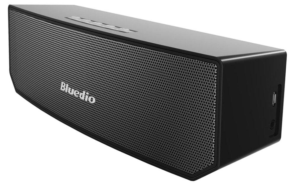 Беспроводная колонка Bluedio BS-3, Black