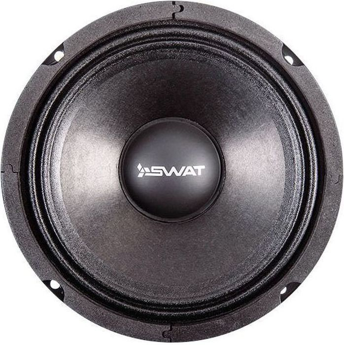 Акустика SWAT SP PRO-65, цвет: черный, CЧ, 6, 150 Вт акустика swat sp m6930