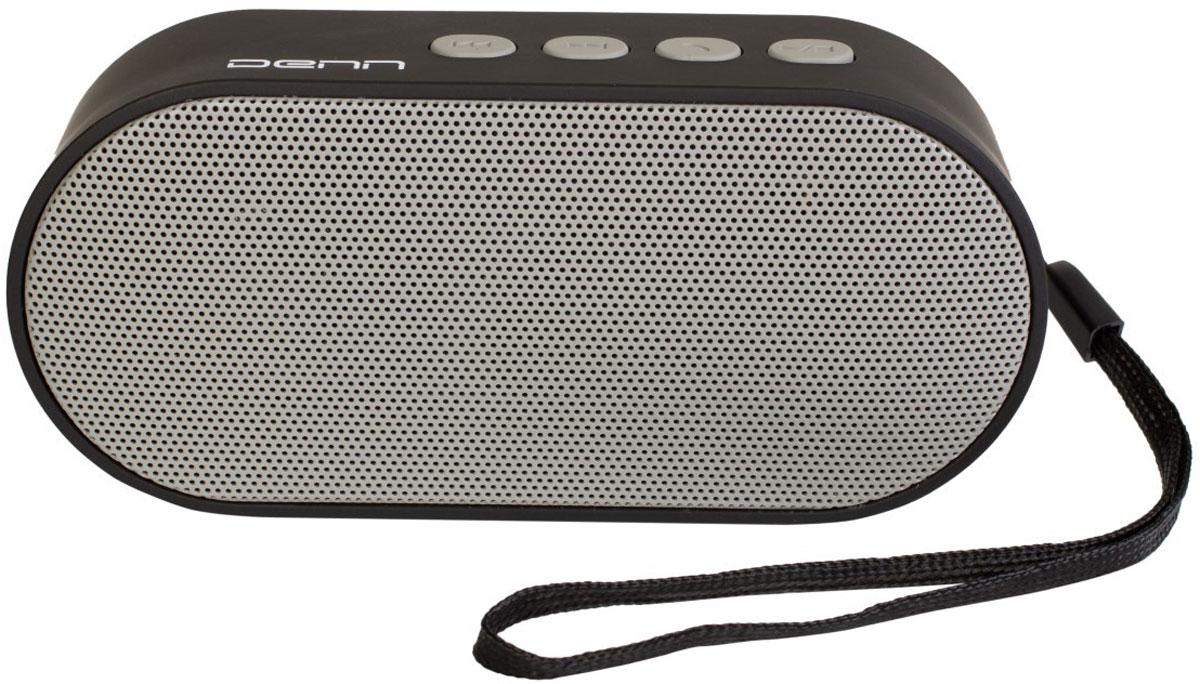 Беспроводная колонка Denn DBS121 аудио колонка bluetooth fm no