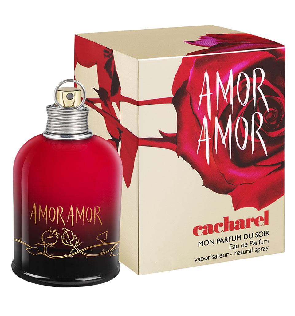 Cacharel Amor Amor Mon Parfum Du Soir 50 мл cacharel amor amor mon parfum du soir туалетные духи 50 мл