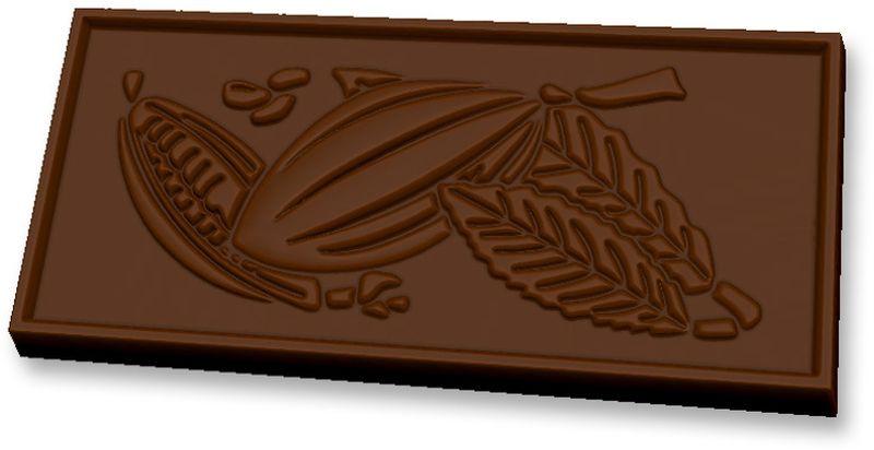 Форма для мыла Выдумщики Шоколад Какао, 15 х 7 х 1 см форма для мыла выдумщики летний луг 6 5 х 7 5 х 1 5 см