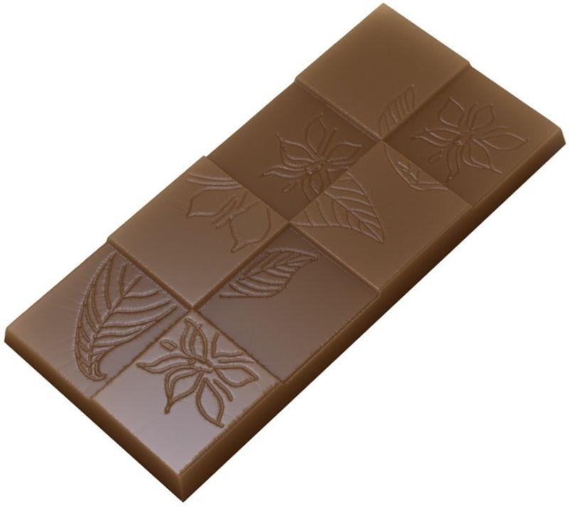 Форма для мыла Выдумщики Шоколад Лесенка, 15 х 7 х 1 см форма для мыла выдумщики летний луг 6 5 х 7 5 х 1 5 см