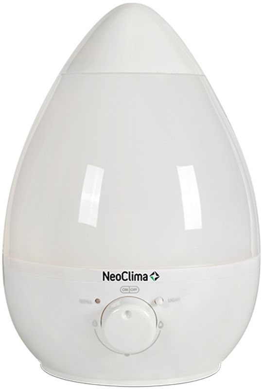 Neoclima NHL-220L, White увлажнитель воздуха увлажнитель воздуха ультразвуковой neoclima nhl 200l отзывы