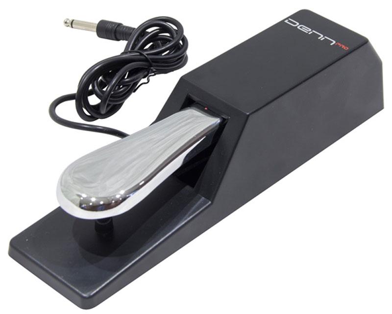 Denn SP001 универсальная педаль-сустейн для клавишных цена