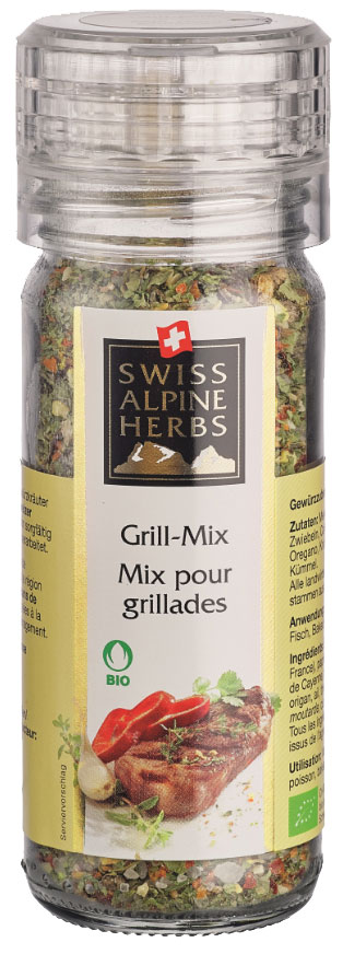 Swiss Alpine Herbs смесь специй для барбекю, 48 г swiss alpine herbs смесь специй для барбекю 48 г