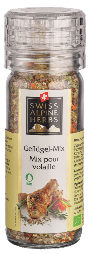 Swiss Alpine Herbs смесь специй для курицы, 62 г swiss alpine herbs смесь специй для барбекю 48 г