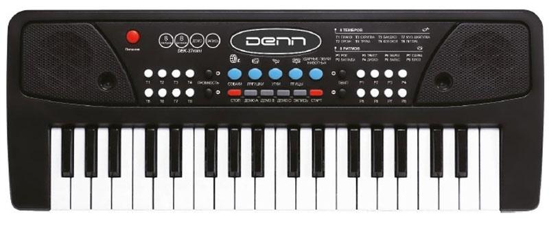 DennDEK37mini цифровой синтезатор casio wk 6600 black цифровой синтезатор