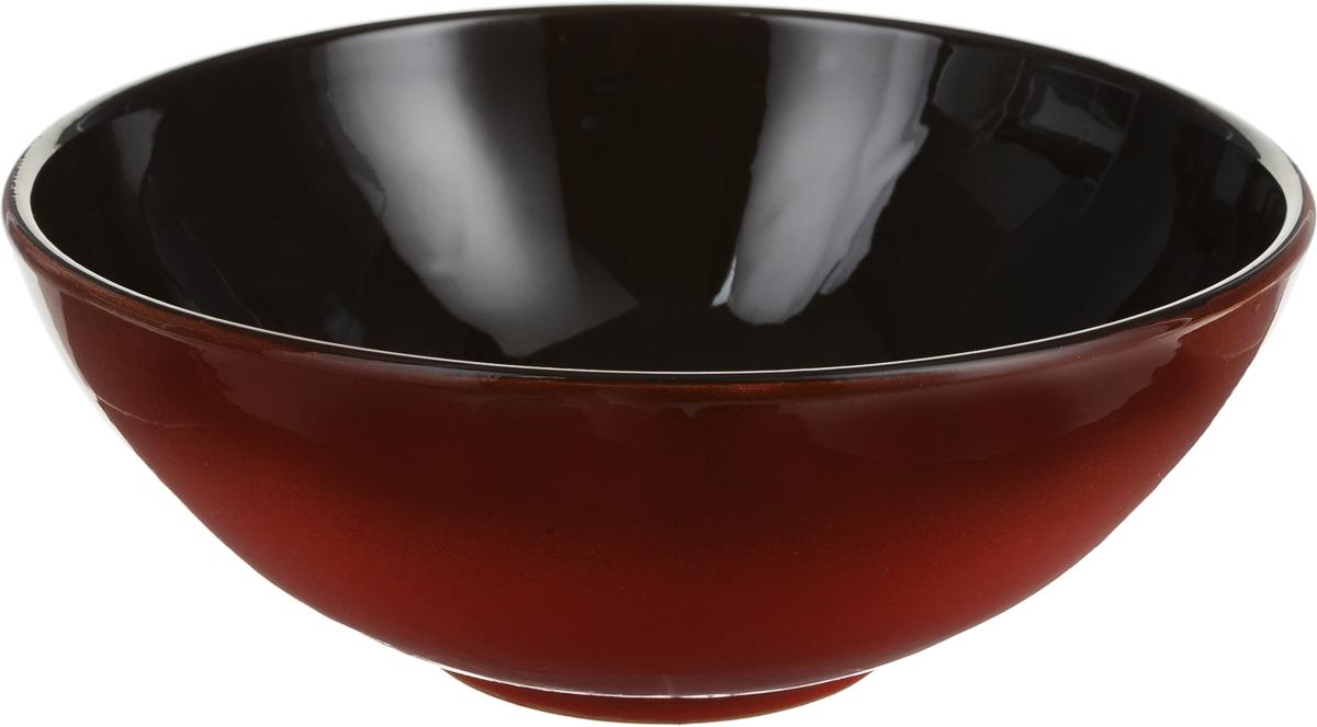 Салатник Борисовская керамика Удачный, 1,8 л салатник борисовская керамика удачный цвет салатовый коричневый 450 мл