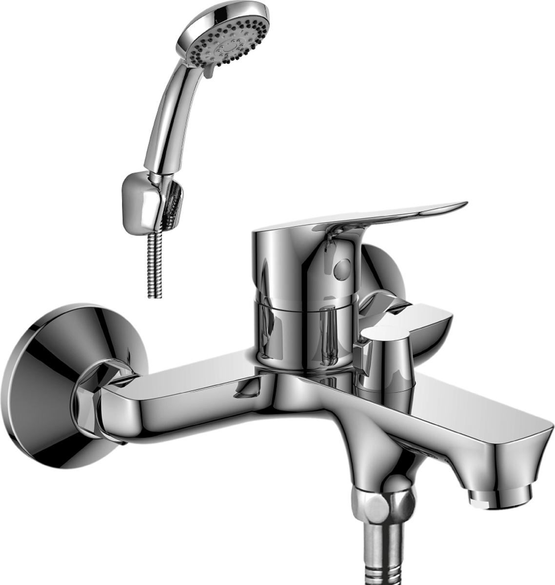 Смеситель Rossinka Silvermix, для ванны. RS29-31RS29-31Смеситель для ванны с монолитным изливом Rossinka Silvermix изготовлен высококачественного металла. Комплектация: Пластиковый аэратор с функцией легкой очистки; Керамический картридж 35 мм; Переключатель с керамическими пластинами; Аксессуары: (шланг 1,5 м, настенное крепление, 5-функциональная лейка с функцией легкой очистки); Присоединительная группа (эксцентрики с отражателями) для вертикального крепления; Металлическая рукоятка. Смесители Rossinka Silvermix были разработаны российским институтом НИИ Сантехники, что позволило произвести продукт, максимально подходящий под условия эксплуатации в нашей стране (жесткая вода, частые перепады температуры и напора воды). НИИ Сантехники рекомендует установку смесителей Rossinka Silvermix в жилых помещениях, в детских, лечебно-профилактических, дошкольных и школьных учреждениях. Наличие международного сертификата ISO 9001 гарантирует стабильность качества выпускаемой продукции. Сервисная сеть насчитывает 90 гарантийных мастерских по России и странам СНГ. Плановый срок службы смесителей 30 лет. Гарантия на корпус смесителя при условии использования в бытовых условиях 7 лет.