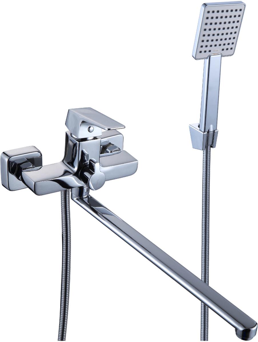 Смеситель Rossinka Silvermix RS36-32, для ванны универсальный цены онлайн