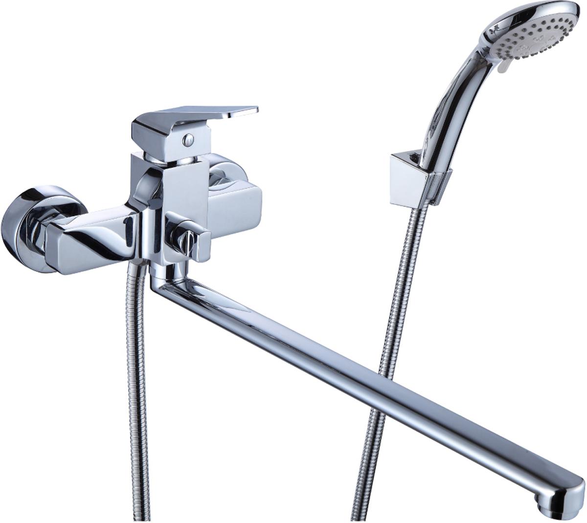 Смеситель Rossinka Silvermix RS37-32, для ванны универсальный цены онлайн