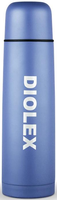 "Термос ""Diolex"", цвет: синий, 500 мл"