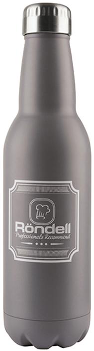 Термос Rondell Bottle Grey, 750 мл