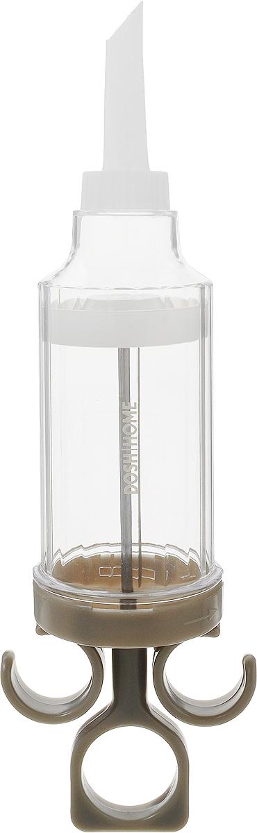 Шприц кондитерский Dosh Home Gemini, поршневый, 8 насадок механическое сито dosh home gemini 300328