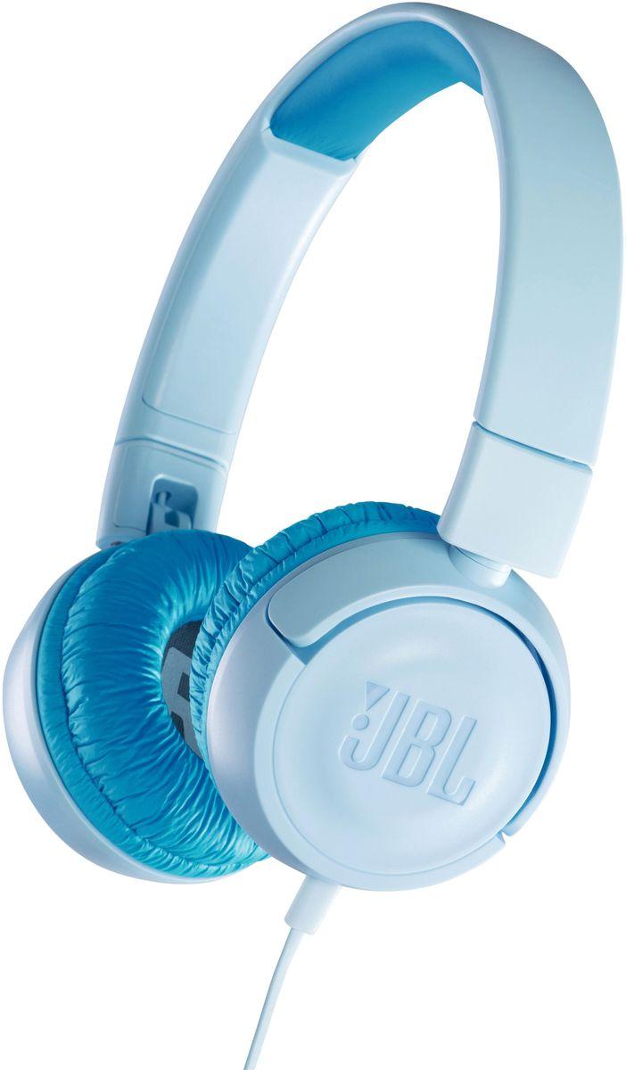 JBL JR300, Blue наушники недорого