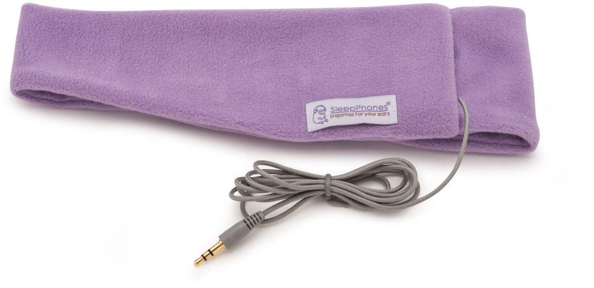 AcousticSheep SleepPhones Classic, Pink наушники