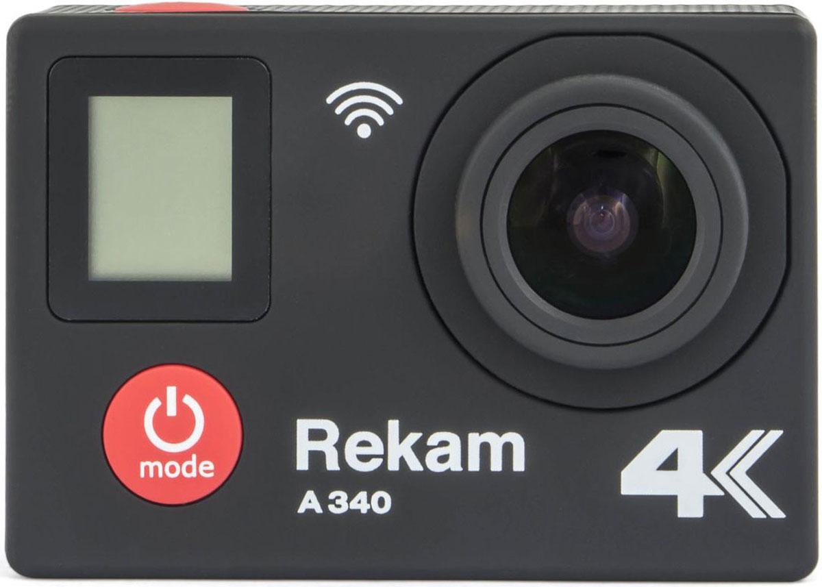 Rekam A340, Black экшн-камера цена и фото