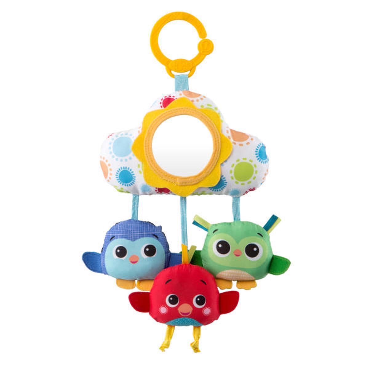Bright Starts Развивающая игрушка Птички в облачке