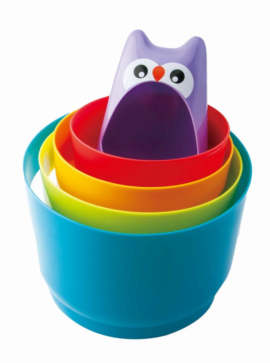 Развивающая игрушка Little Hero Башня «Сова»