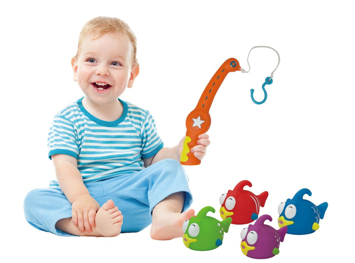 Little Hero Развивающая игрушка Рыбалка