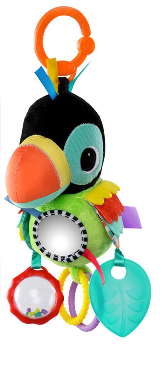 цена на Bright Starts Развивающая игрушка Озорные друзья Туканчик