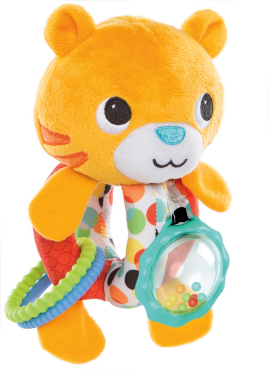 Bright Starts Развивающая игрушка Лучшие друзья Тигренок развивающая игрушка bright starts море удовольствия тигренок 8814 5