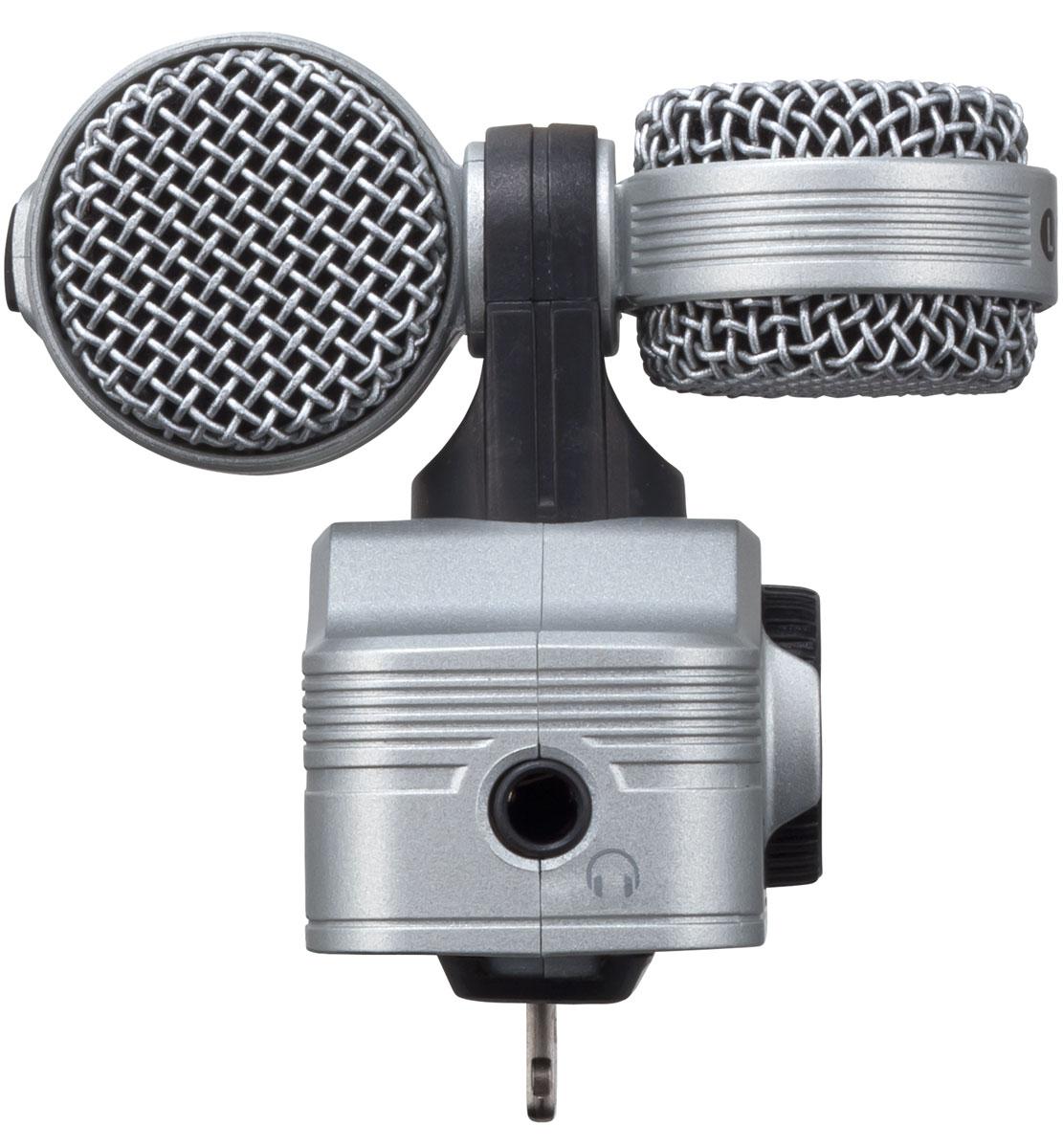 Zoom IQ7, Black iOS-совместимый микрофон