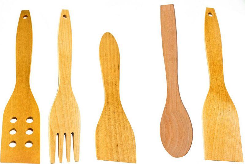 Фото - Набор кухонный Тимбэ Продакшен, 5 предметов массажер ленточный тимбэ продакшен 3224