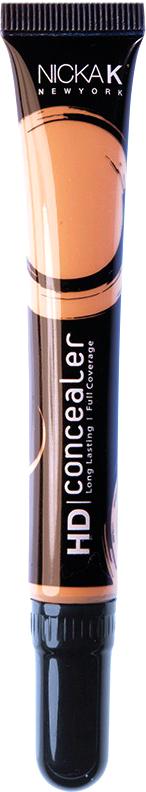 Nicka K NY HD Concealer тональный крем, 15 мл, оттенок FALLOW