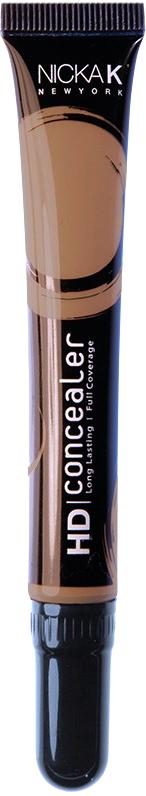 Nicka K NY HD Concealer тональный крем, 15 мл, оттенок SEPIA