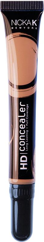 Nicka K NY HD Concealer тональный крем, 15 мл, оттенок LIGHT BROWN