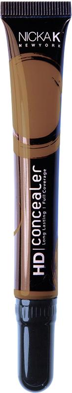 Nicka K NY HD Concealer тональный крем, 15 мл, оттенок COFFEE
