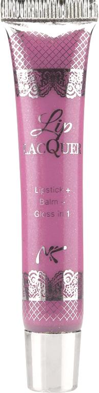 Nicka K NY Color Lip Shine блеск для губ, 10 мл, оттенок LL03 nicka k ny ny nail color лак для ногтей 15 мл оттенок dove