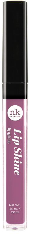 Nicka K NY Color Lip Shine блеск для губ, 2,8 мл, оттенок A83 VIOLA