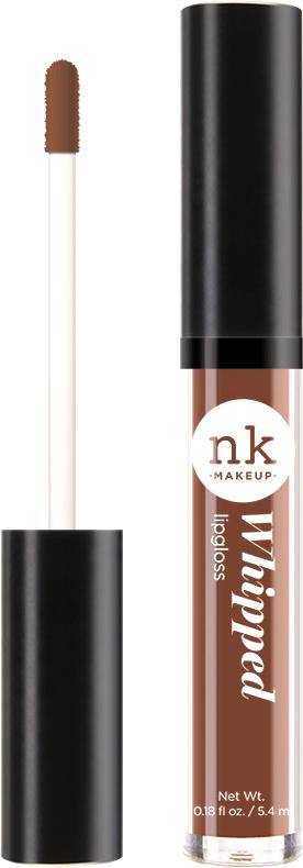 Nicka K NY Whipped Lip Gloss блеск для губ, 5,4 г, оттенок COYOTE nicka k ny color lip shine блеск для губ 10 мл оттенок ll03